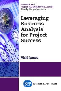 Leveraging Business Analysis...cover